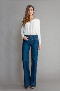Amanda Pacific Blue - SEY organic Jeans