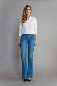 CELINA Ocean Blue - SEY organic Jeans