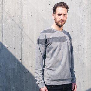 Elemente Sweater grau - eisbörg
