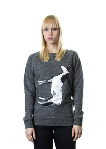 ERNST THE EINHORN Raglan Sweater  - ERNST THE EINHORN