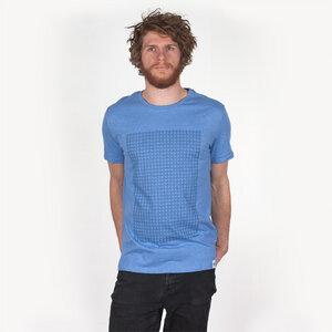 779°C MEN T-SHIRT MID HEATHER BLUE - HAFENDIEB