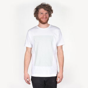 779°C MEN T-SHIRT WHITE - HAFENDIEB