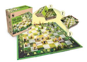 Kongo-Becken Schach - WWF