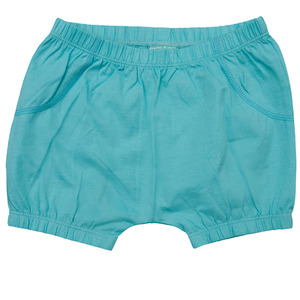 Türkisfarbene Shorts - People Wear Organic