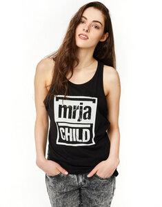 MRJA Child Tank BLACK - merijula