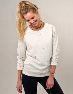 Imagine Peace ORGANIC Crewneck Sweater - merijula