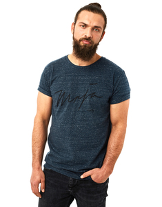 MRJA Slash Shirt BLUE - merijula