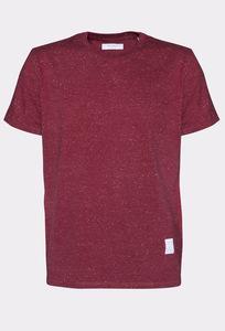 JAPAN REDUCED ECO T-Shirt Burgundy - Rotholz