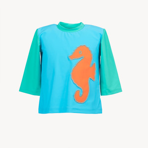 UV Schutz Shirt Seepferdchen - early fish