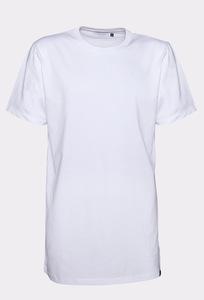 JAPAN REDUCED Long T-Shirt White - Rotholz