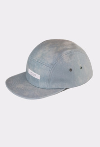 JAPAN REDUCED 5-Panel Cap (Scuffed Grey) - Rotholz