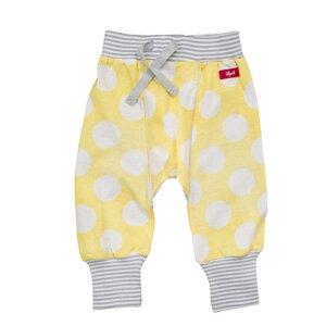 Gelbe Babyhose - People Wear Organic