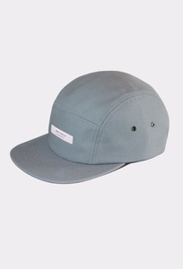 JAPAN REDUCED 5-Panel Cap (Classic Grey) - Rotholz
