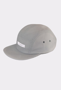 JAPAN REDUCED 5-Panel Cap (Vintage Grey) - Rotholz