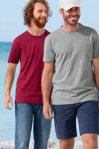 Herren Basic Shirt - Maas