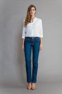 LINDA Pacific Blue - SEY organic Jeans