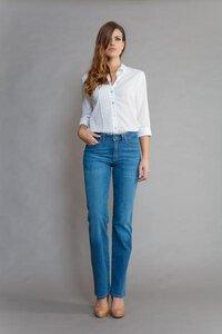 LINDA Wave Blue - SEY organic Jeans