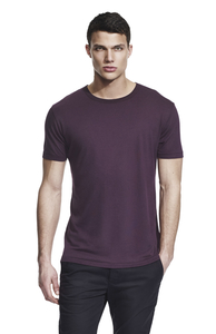 3er Pack Men's Bamboo Jersey T-Shirt (dreifarbig) - Continental Clothing