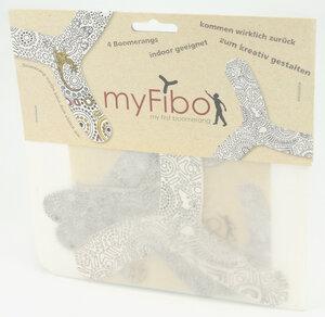 myFibo 4er Set Bumerangs - TicToys