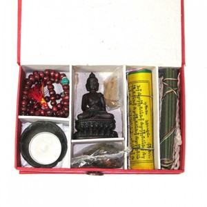 Tibetan Travel Altar - Just Be