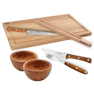 Grill Set 5-teilig - NATUREHOME