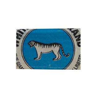 Münzbörse Arun aus Zement-/ Fischfutter-/ Reissack - Upcycling Deluxe