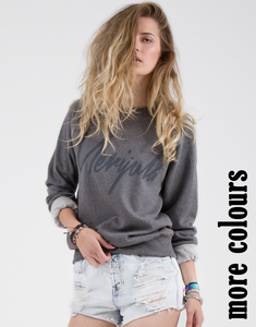 ORGANIC Free People Crewneck Sweater - merijula