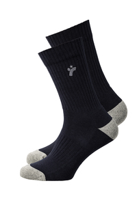 Unisex Socken navy Basic - recolution