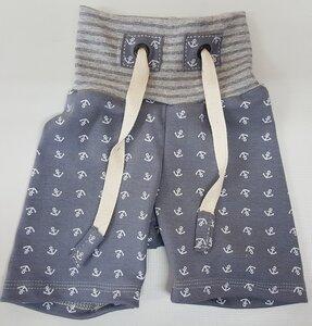 Shorts Anker grau  - Omilich