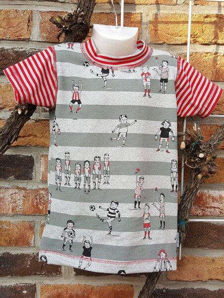 T-shirt Fußballliebe