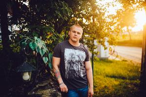 Forest #1 Men T-Shirt Organic & Fair Wear_graphit - ilovemixtapes