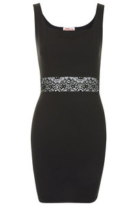 BRANDI LACE BODYCON - Annie Greenabelle