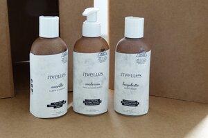 Vegane Körperpflege im 3er Pack von Rivelles - Rivelles