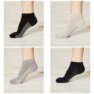 4er Pack Bambus Socken Solid Jane - Braintree