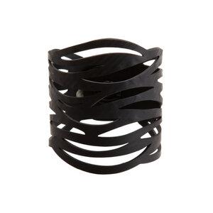 Autumn handgefertigtes Armband aus recyceltem Reifenschlauch - SAPU