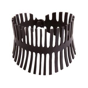 Fishbone handgefertigtes Armband aus recyceltem Reifenschlauch - SAPU