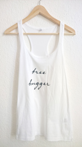 tree hugger tank top - WarglBlarg!