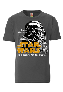 LOGOSHIRT - Star Wars - Darth Vader - T-Shirt - 100% Organic Cotton - LOGOSH!RT