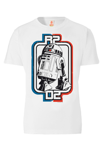 R2D2 - Star Wars - T-Shirt - LOGOSH!RT - 100% Organic Cotton - LOGOSH!RT