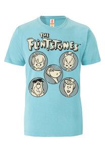 LOGOSHIRT - Flintstones - Familie - Bio T-Shirt - 100% Organic Cotton - LOGOSH!RT