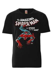 LOGOSHIRT - Marvel Comics - Spider-Man - T-Shirt Bio - LOGOSH!RT