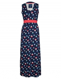 Maxi Boat Dress - Frugi Mother
