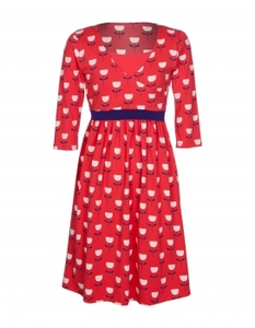 Skater Dress Tulip - Frugi Mother