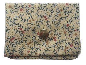 Mini Portemonnaie Vintage Look, Upcycling von Leesha - Leesha