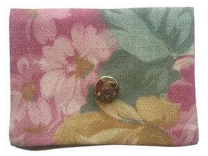 Leesha WILDe Upcycling Mini Portemonnaie Impressionismus - Leesha