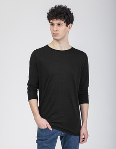Luke T-Shirt/ 0002 Bamboo&Organic Cotton/Minimal - Re-Bello