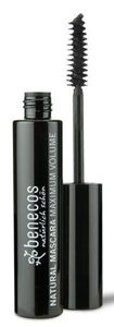 Natural Mascara Maximum Volume SCHWARZ - benecos