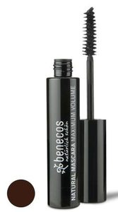 Natural Mascara Maximum Volume BRAUN - benecos
