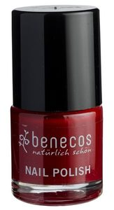 Nail Polish CHERRY RED - benecos