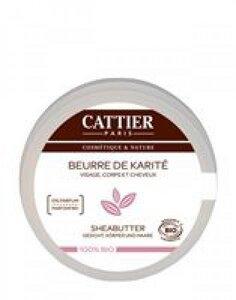 Sheabutter 100 % biologisch - Cattier